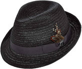 Stacy Adams Dorfman Straw Fedora