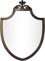 One Kings Lane Vintage Shield Form Mirror