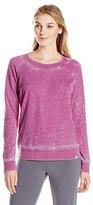 Honeydew Intimates Women's Undrest Terry Sweatshirt