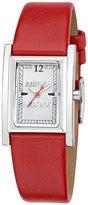 Miss Sixty Women's Quartz Watch Bracy R0751101002 with Leather Strap