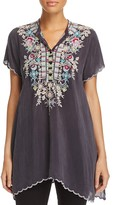 Johnny Was Collection Livana Embroidered Tunic
