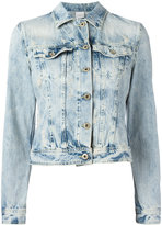 Dondup cropped denim jacket