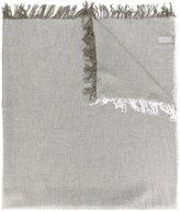 Dondup frayed edge scarf