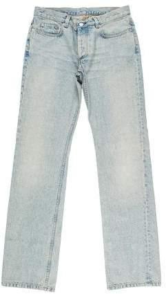 Helmut Lang Vintage Straight-Leg Jeans