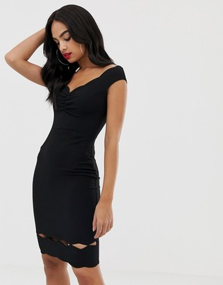 Lipsy bardot dress