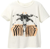 Junk Food Clothing Star Wars X-Wing Tee (Toddler Boys)