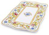 Sur La Table Floreale Melamine Serve Platter