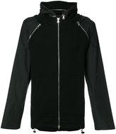 Mostly Heard Rarely Seen hooded jacket - men - Cotton/Nylon/Polyester - XXL