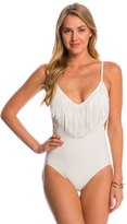 Vince Camuto Fringe One Piece Swimsuit 8148866