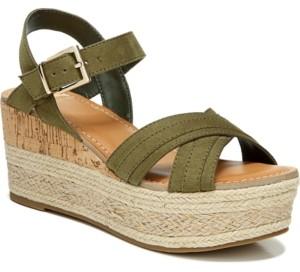 Fergalicious Pounce Wedge Sandals Women's Shoes
