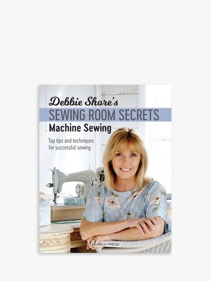 Search Press Half Yard Home and Sewing Room Secrets by Debbie Shore Book Bundle