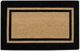 Williams-Sonoma Williams Sonoma Low Profile Double Border Doormat