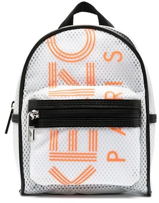 Kenzo Mini Logo Backpack