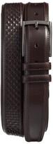 Mezlan Men's Parma Woven Leather Belt