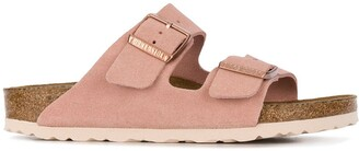 Birkenstock Arizona buckle strap sandals