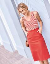 Boden Belle Ponte Dress