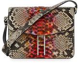 Hayward Python Mini Crossbody Bag, Taos