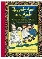 "Simon & Schuster raggedy Ann & Andy"""" Pop-up Book."