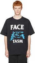 Facetasm Black Logo T-shirt