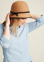 ModCloth Gotta Be Cloche to You Hat