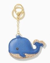 Charming charlie Whale Tail Keychain
