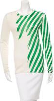 Joseph Striped Cashmere Sweater w/ Tags