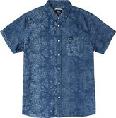 RVCA Men's Growth Cycle Short Sleeve Shirt