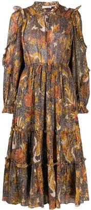 Ulla Johnson Paola midi dress
