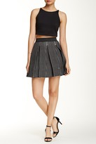 Romeo & Juliet Couture Box Pleated A-Line Skirt