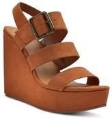 Mossimo Women's Brandi Quarter Strap Sandals