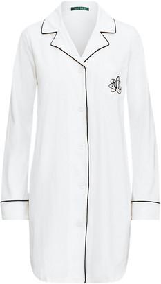Ralph Lauren Cotton-Modal Sleep Shirt