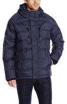 Hawke & Co Men's Puffer Bubble Jacket