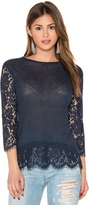 Generation Love Jessica Lace Top