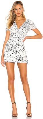 superdown Miley Twist Front Dress