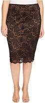 Kiyonna Loren Lace Skirt Women's Skirt