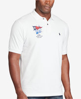 Polo Ralph Lauren Men's Big & Tall Classic-Fit Polo