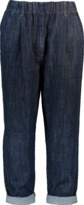 Brunello Cucinelli Oversized Denim Pant