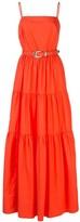 Nicholas Kerala tiered maxi dress