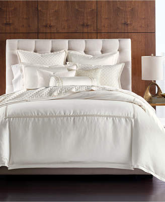 Hotel Collection Luxe Border King Duvet Cover, Bedding