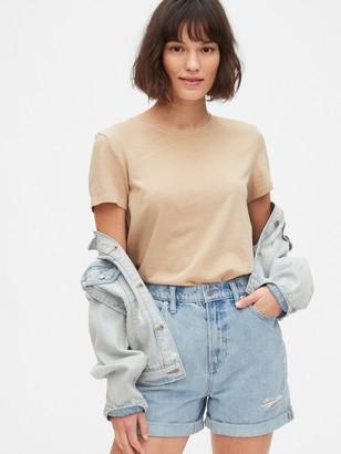 Gap Shrunken Short Sleeve T-Shirt