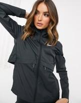 Nike Running Essentials hoodie in black