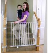 Regalo 2-in-1 Extra Tall Top of Stairs Gate