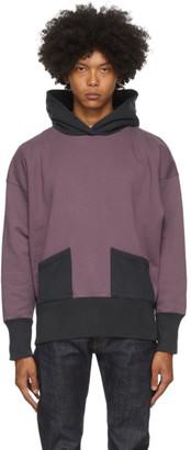Levi's Clothing Purple 1950s Hoodie