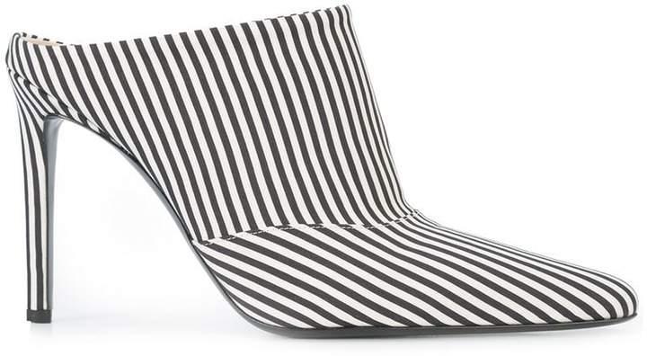 Altuzarra striped print mules
