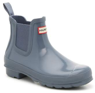 Hunter Chelsea Gloss Rain Boot