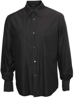 CNC Costume National Grey Cotton Shirts