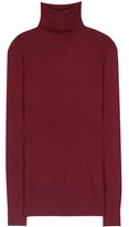 Dolce & Gabbana Ribbed Cashmere And Silk Sweater