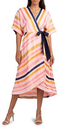 Trina Turk Endless Wrap Dress