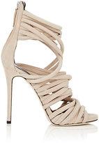 "Giuseppe Zanotti Women's ""Runway"" Multi-Strap Sandals-BEIGE"