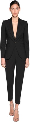 DSQUARED2 LIGHT STRETCH WOOL SUIT